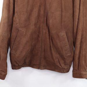 22b2fe2af Brooks Brothers Mens Medium Sure Leather Jacket